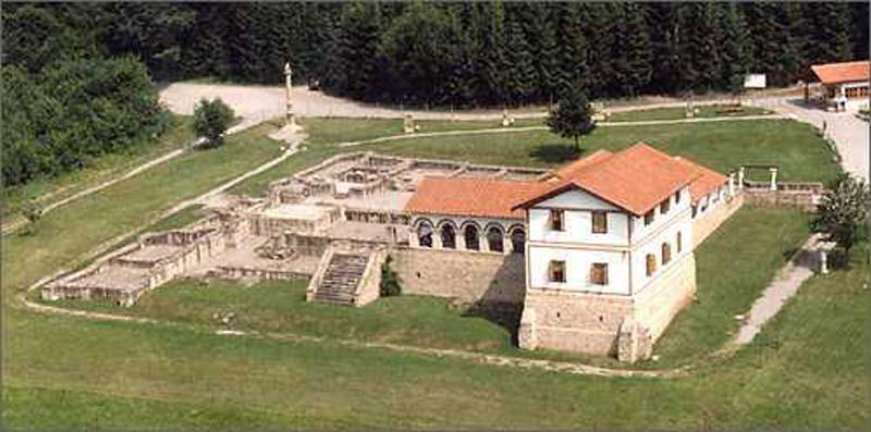 Villa rustica hechingen for Villas rusticas